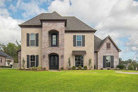 Shreveport la new homes for sale for Home builders in shreveport la