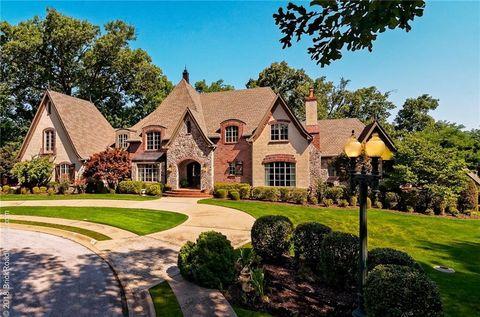 Heathrow Bentonville Ar Real Estate Homes For Sale Realtorcom
