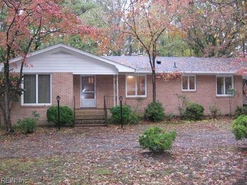 345 Fleetwood Ave, Sussex County, VA 23890