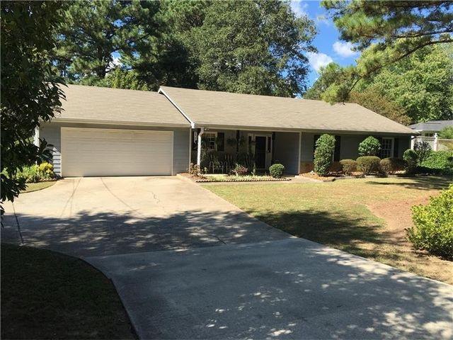 Homes For Sale Five Forks Trickum Rd Lilburn Ga