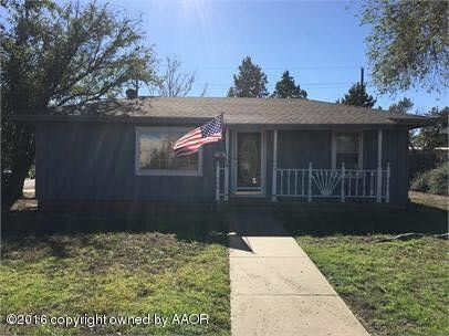 2622 3rd Ave, Canyon, TX 79015