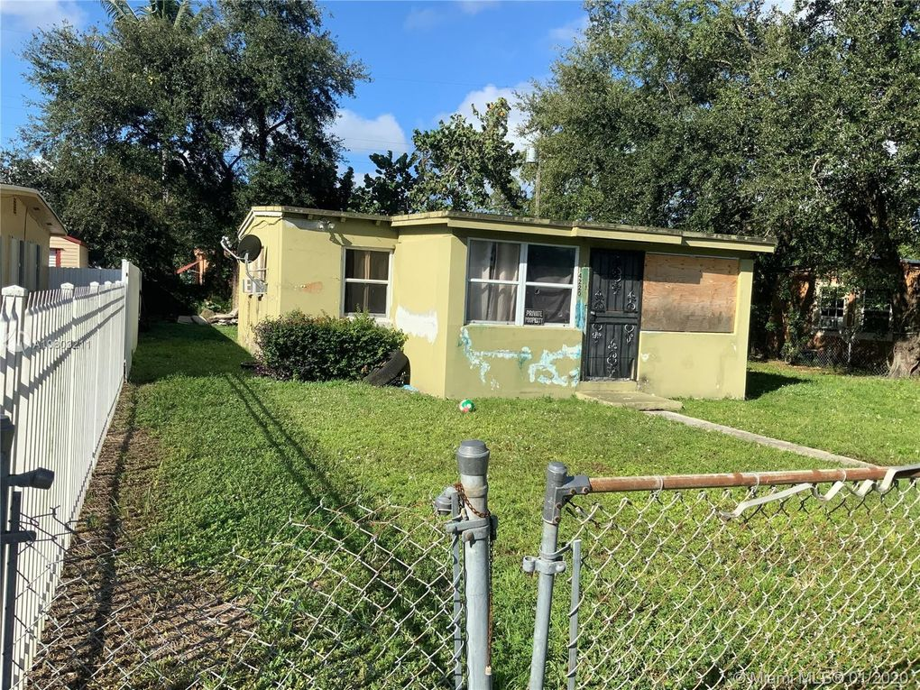 Mls M6925857538 In Opa Locka Fl 33054 Home For Sale And Real