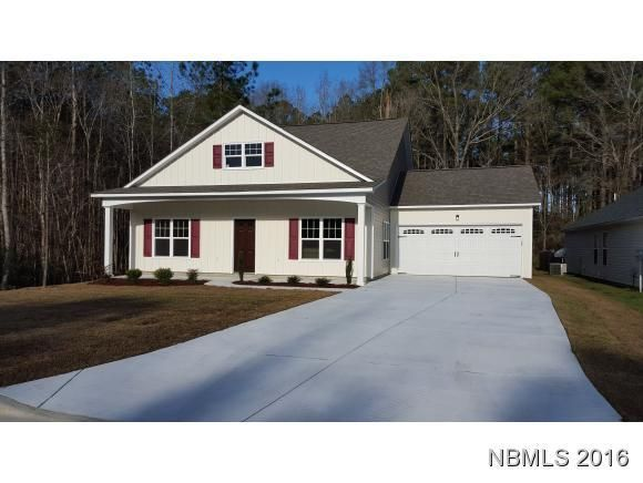 292 station house rd new bern nc 28562 for Scheper custom homes