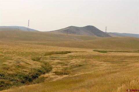 County Road 65, Hayden, CO 81639