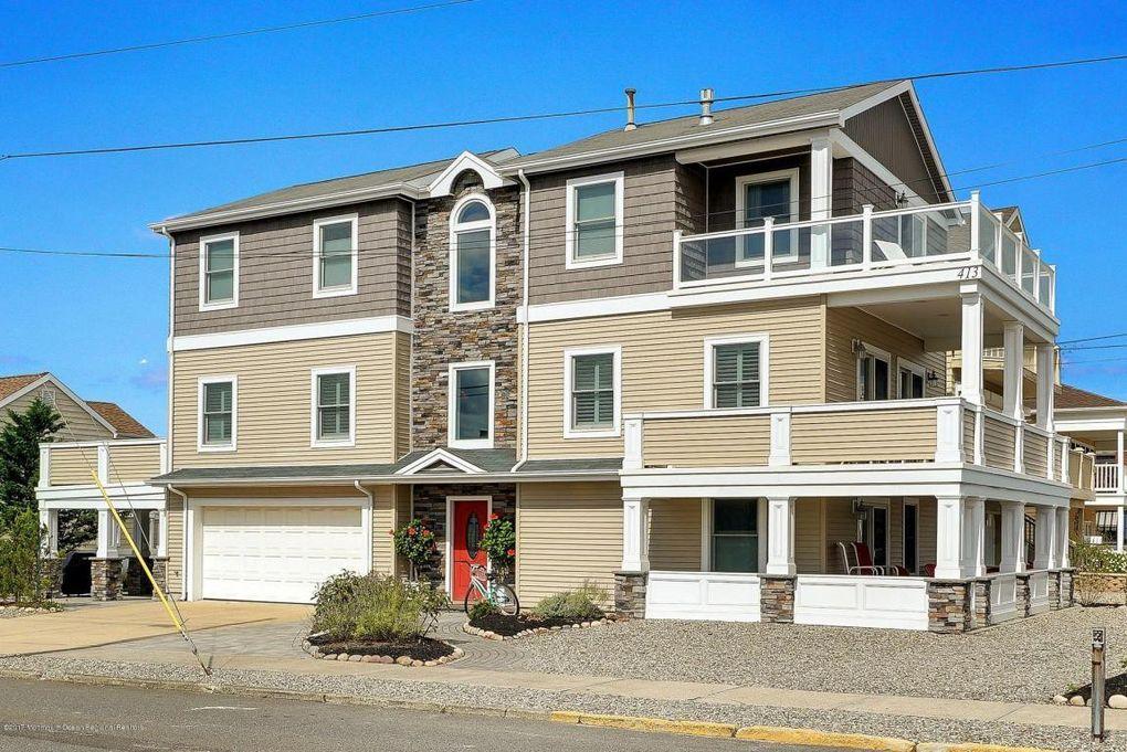 Marvelous 413 S Ocean Ave Seaside Park Nj 08752 Home Remodeling Inspirations Cosmcuboardxyz