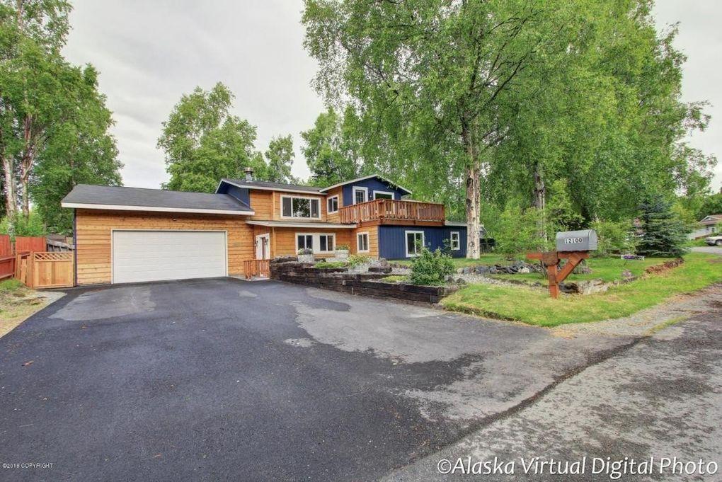 12100 Rainbow Ave, Anchorage, AK 99516