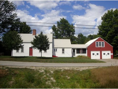 Photo Of 490 Washburn Rd Alexandria Nh 03222