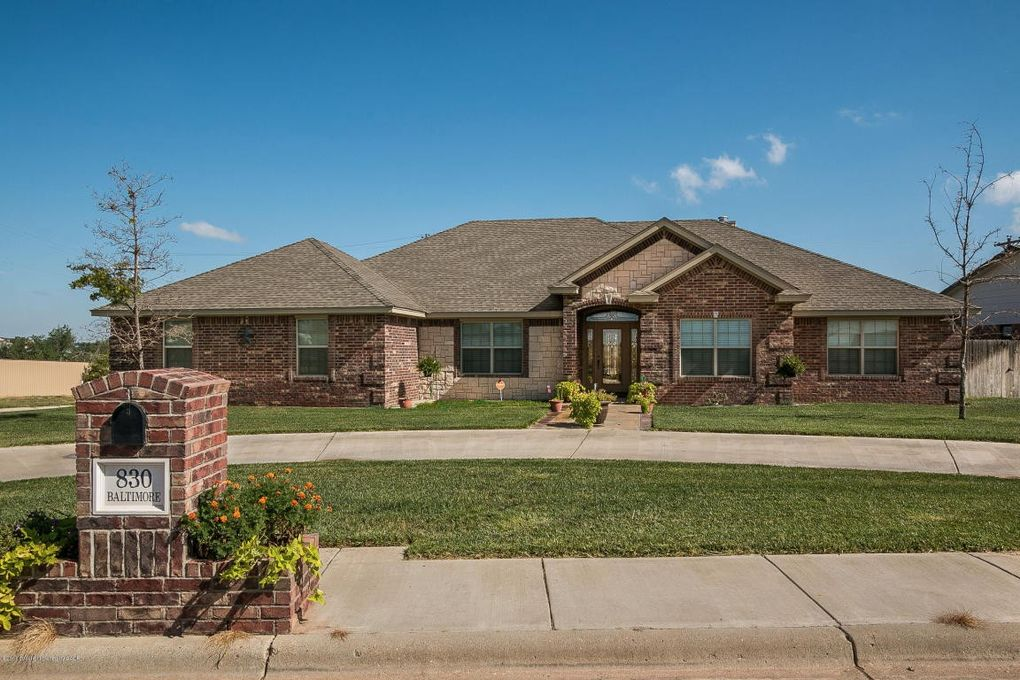 Home For Sale In Hereford Tx