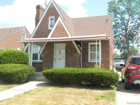 16876 Oakfield St, Detroit, MI 48235