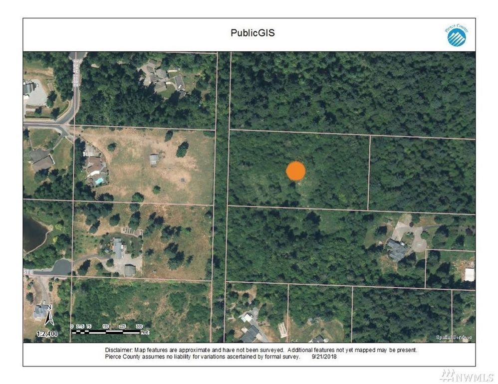 3321 215th St E Spanaway Wa 98387 Land For Sale And Real Estate