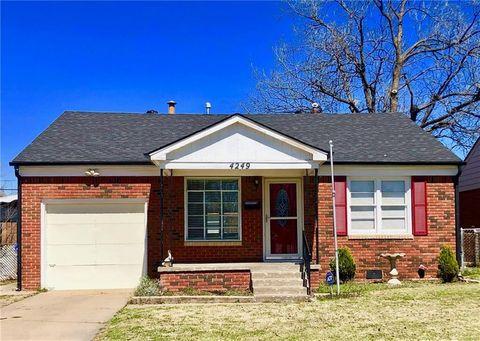 homes for sale near buchanan elementary school oklahoma city ok