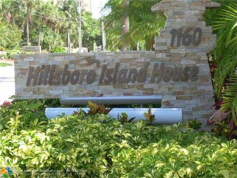1160 Hillsboro Mile Apt 106, Hillsboro Beach, FL 33062