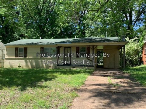 Photo of 3663 Mountain Terrace St, Memphis, TN 38127