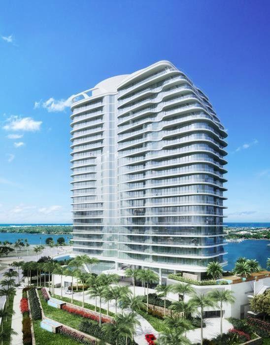 1100 S Flagler Dr Unit 15 B, West Palm Beach, FL 33401