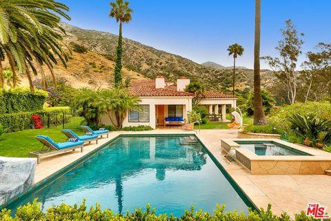 Photo of 23287 Palm Canyon Ln, Malibu, CA 90265