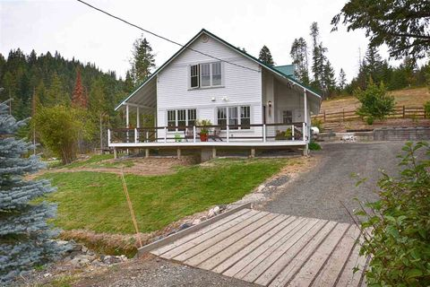 1220 Jerome Creek Rd, Harvard, ID 83834