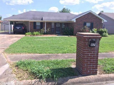 117 W Cheryl St, Osceola, AR 72370