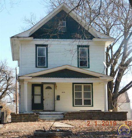 Photo of 1616 Sw Polk St, Topeka, KS 66612