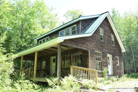 148 Loon Rd, Embden, ME 04958