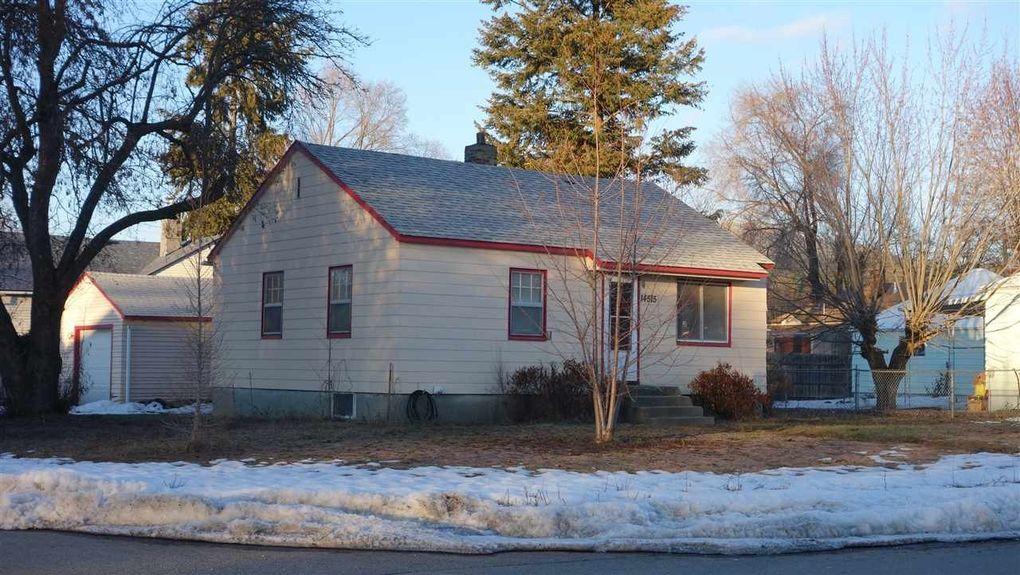 14515 E Longfellow Ave Spokane Valley, WA 99216