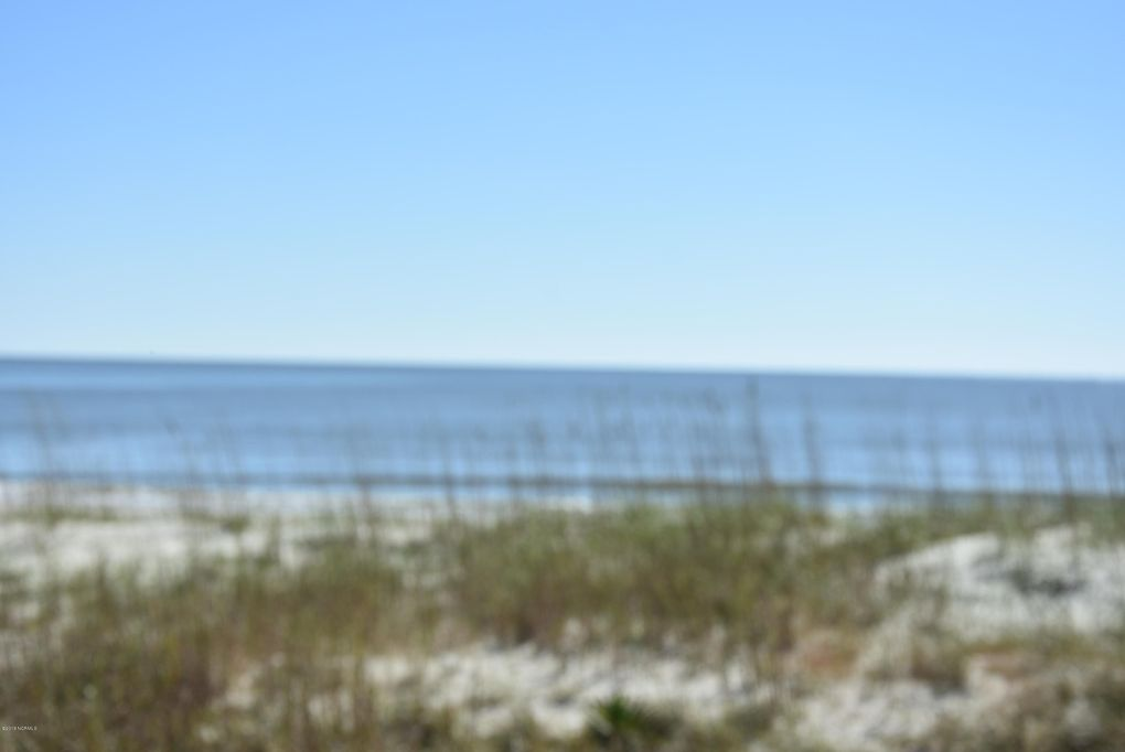 1029 Ocean Blvd W Holden Beach NC Land For Sale and Real