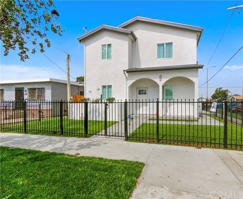 6301 S Hoover St, Los Angeles, CA 90044