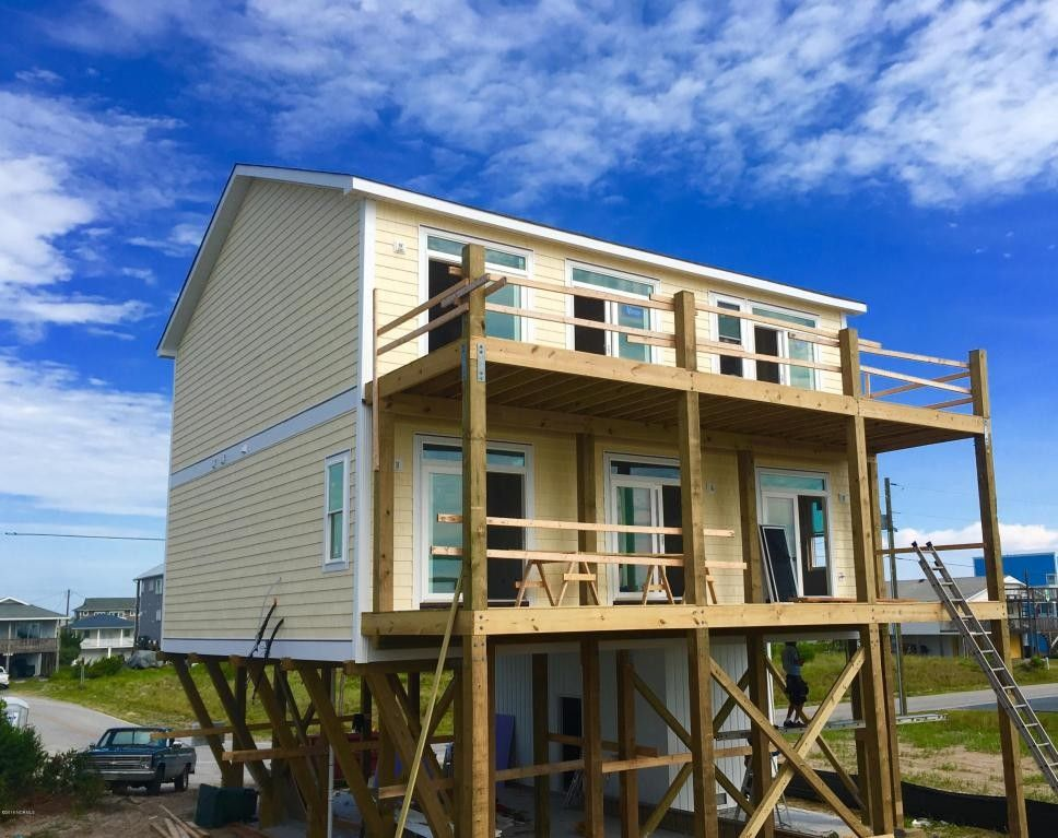 Topsail Island Real Estate For Sale By Owner