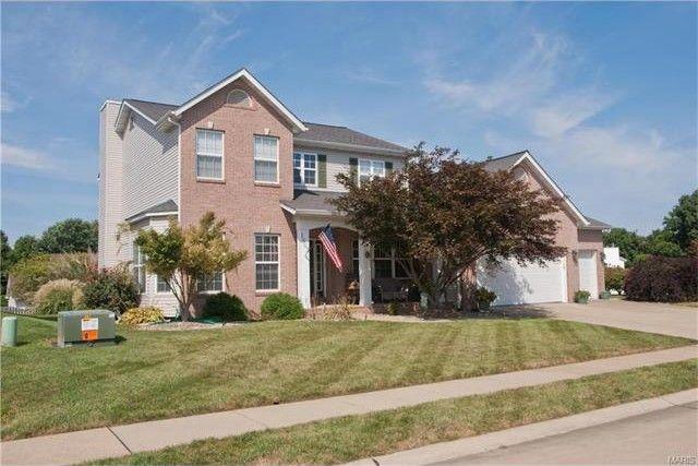 1503 coles ct edwardsville il 62025 home for sale