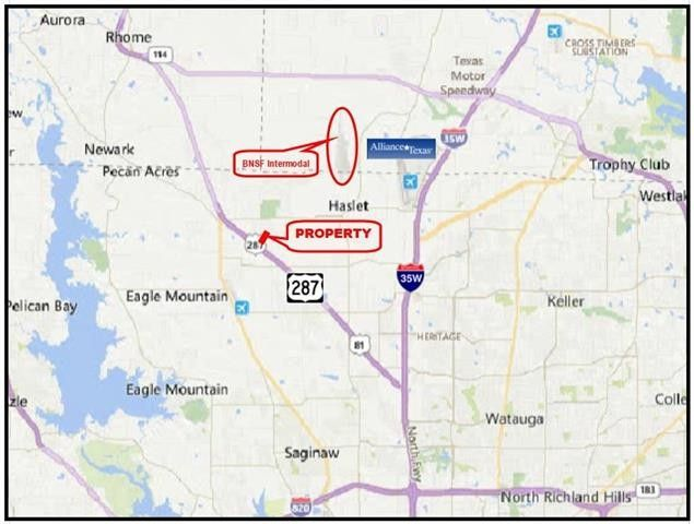 12750 Nw Us Highway 287, Fort Worth, TX 76052 - Land For Sale and ...