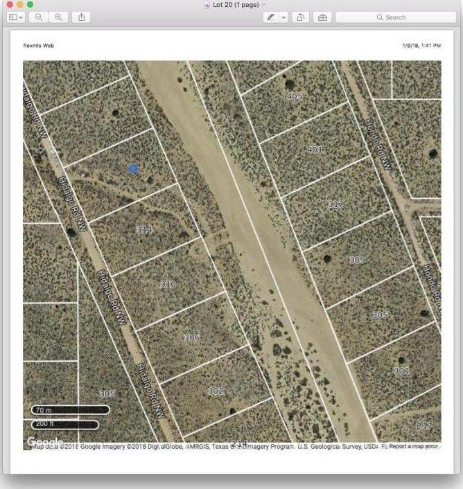 Unit 8 Nw Lot 20 Rio Rancho, NM 87124