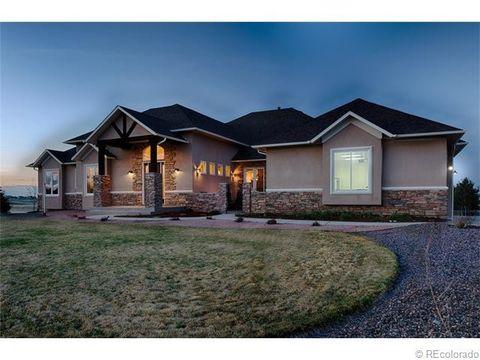 5 bedroom homes for sale in antelope hills bennett co