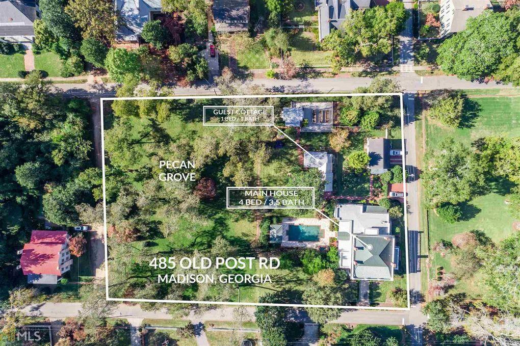 485 Old Post Rd Madison Ga 30650 Realtor Com 174