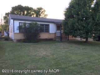 2708 S Marrs St, Amarillo, TX 79103