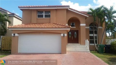 12948 Nw 10th St, Miami, FL 33182. House For Rent