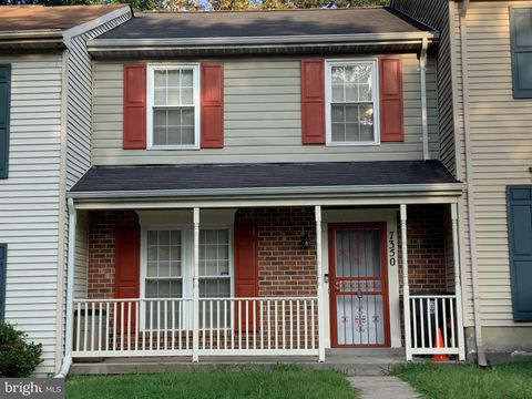 Photo of 7350 Shady Glen Ter, Capitol Heights, MD 20743