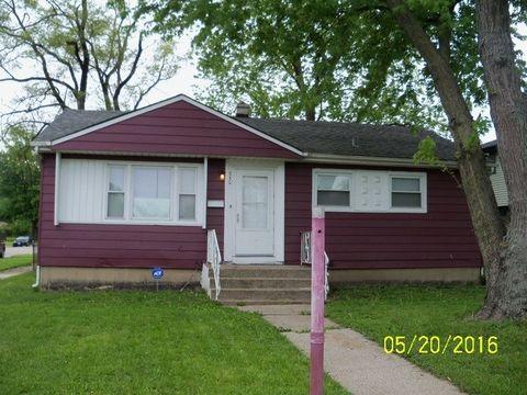 350 W 150th St, Harvey, IL 60426