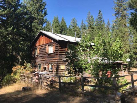 241 Quinn Ln, Post Mountain, CA 96041