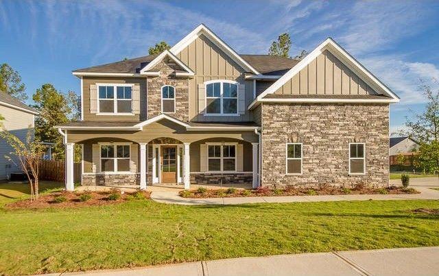 414 Yellow Pine Trl, Evans, GA 30809
