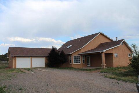 15 Sage Ct, Edgewood, NM 87015