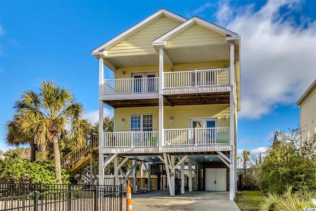 garden city beach sc. 110 Woodland Dr, Garden City Beach, SC 29576 Beach Sc H