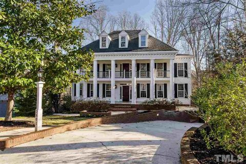 Photo Of 2801 Combe Hill Trl Raleigh Nc 27613