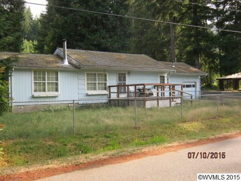 316 Willow St Se, Idanha, OR 97350