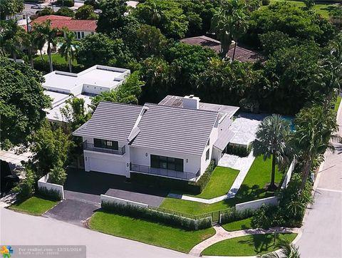 Photo of 1430 E Lake Dr, Fort Lauderdale, FL 33316