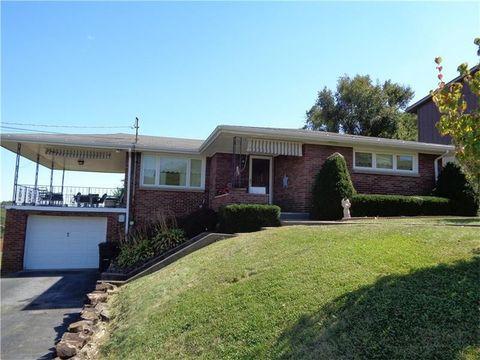 43 Pennsylvania Blvd, Monessen, PA 15062