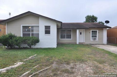 5522 Calistoga St, San Antonio, TX 78228