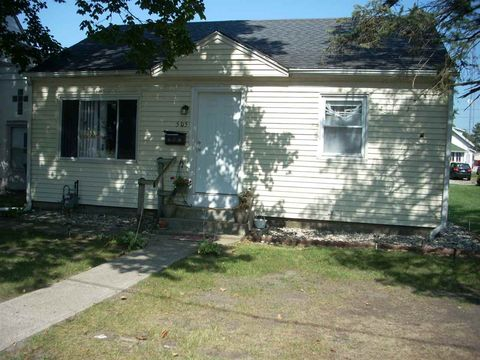 505 E Adams St Plymouth IN 46563 MCCOLLOUGH REAL ESTATE SERVICE