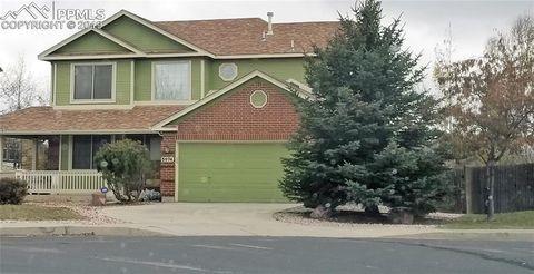 Photo Of 5974 Treeledge Dr Colorado Springs CO 80918