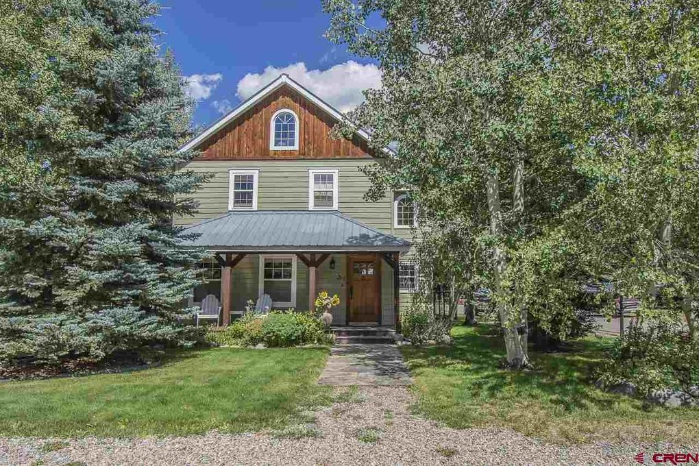 31 Teocalli Ave Crested Butte CO realtor