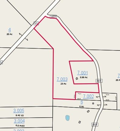 29 Ac County Rd # 65 & 869, Roanoke, AL 36274