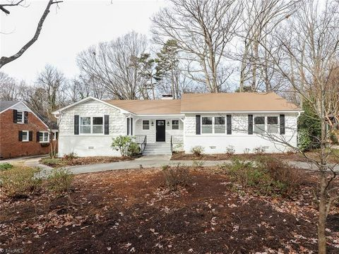 P O Of 2117 Pebble Dr Greensboro Nc 27410 House For Sale